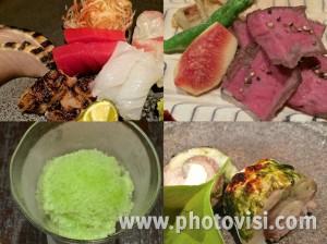 幸福論料理4品