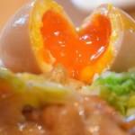 シュウマイ&中華丼&手羽先に黒酢卵に白菜に・・・なレッスン終了〜♪