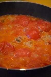 肉詰めトマト617